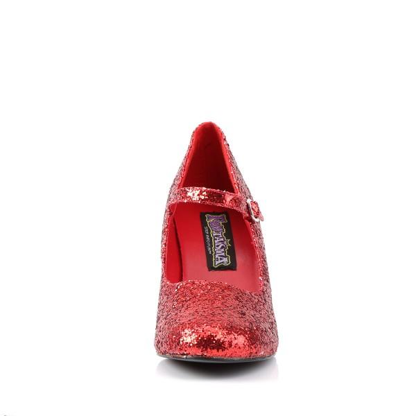 Funtasma Rote Schuhe für Dorothy! Glinda-50G rot