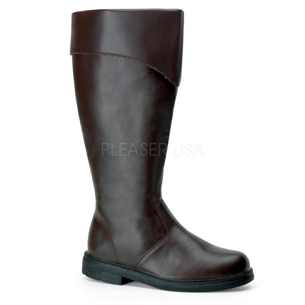 Funtasma Seefahrer-Stiefel für Herren Captain-105 braun