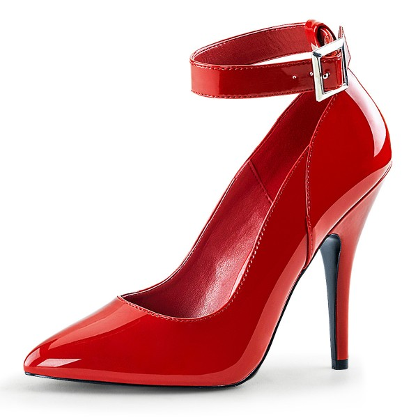 PleaserUSA High Heels-Pumps Seduce-431 rot