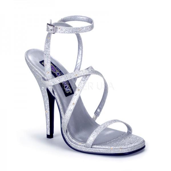 SALE! Funtasma Damen Glitter-Sandaletten Fairy-31G silber
