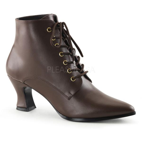 Funtasma Renaissance-Schuhe Victorian-35 braun