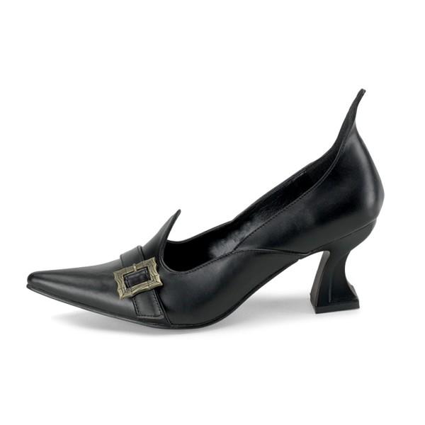 Funtasma Hexen-Schuhe Salem-06 mattschwarz