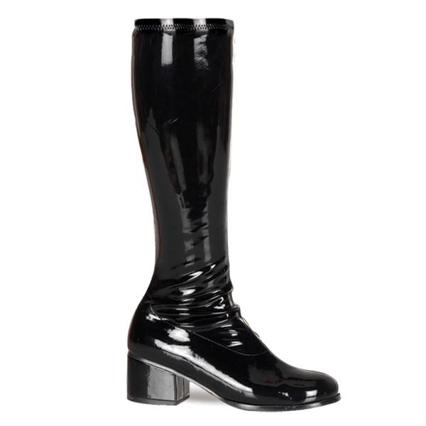 Funtasma Kostüm-Stiefel Retro-300 schwarz