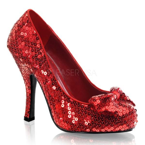 Funtasma Dorothys rote Schuhe Oz-06 rot