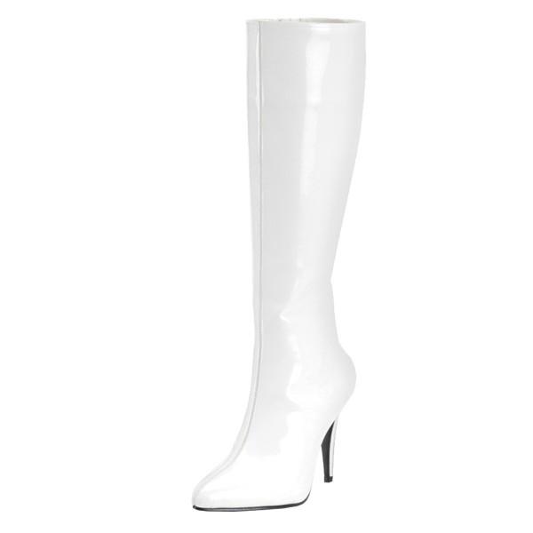 Funtasma Damen Kostüm Stiefel Lust-2000 weiß