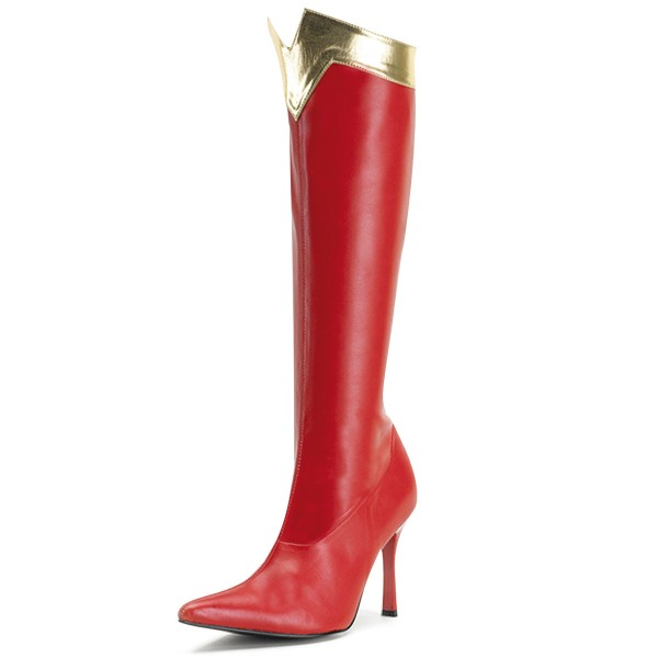 Funtasma Stiefel für Superheldinnen Wonder-130 rot
