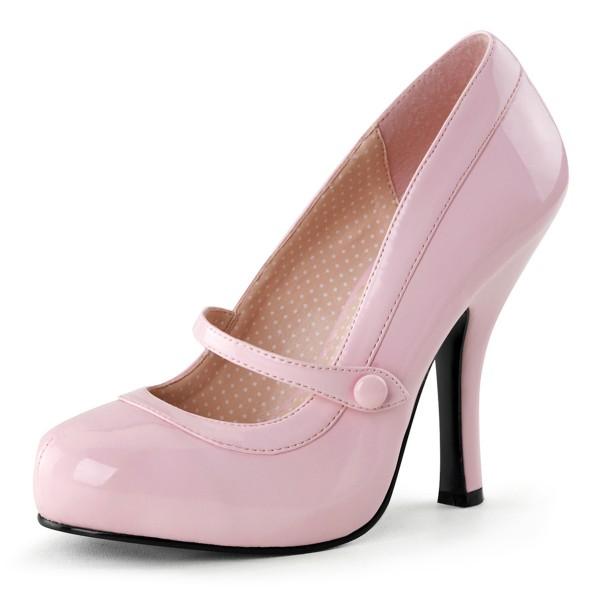 PinUp Couture High-Heels Pumps Cutiepie-02 babypink