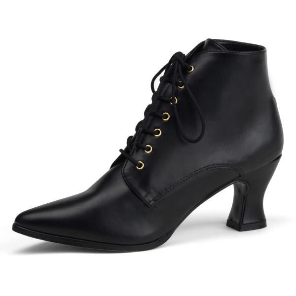 Funtasma Renaissance-Schuhe Victorian-35 schwarz