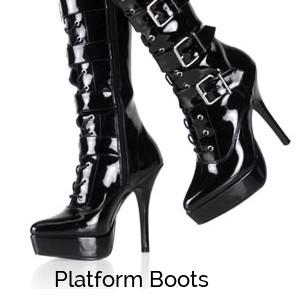 1d2a4d8a5b9a7 Platform Boots   Fetish-World   Higher-Heels