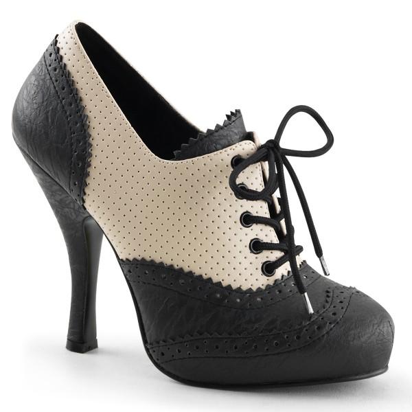 PinUp Couture High-Heels Schnür-Pumps Cutiepie-14