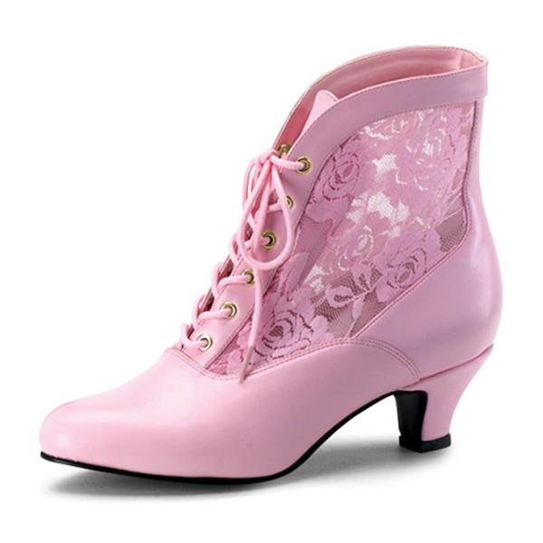 Funtasma Schuhe für Grand Dames Dame-05 babypink