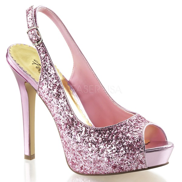 SALE! Fabulicious Damen High Heel-Pumps Lumina-28G babypink