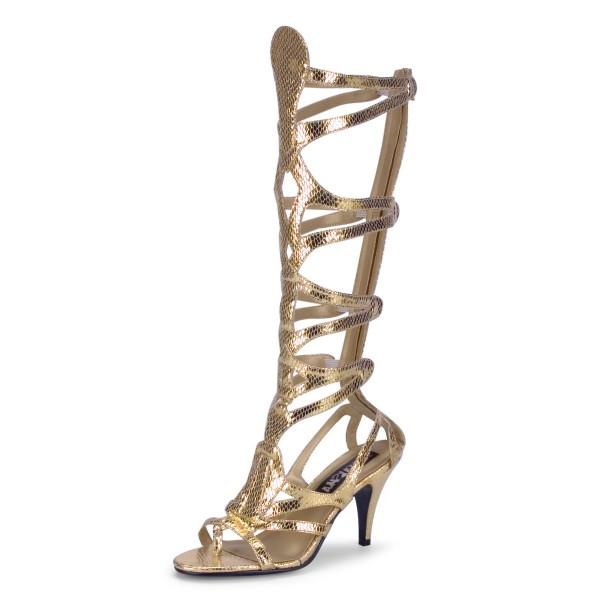 Funtasma Römerinnen-Sandaletten Goddess-12 gold