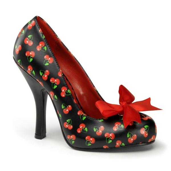 SALE! PinUp Couture High-Heels Pumps Cutiepie-06 Cherry Gr.39