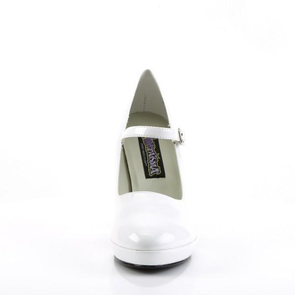 Funtasma Prinzessinnen-Schuhe Contessa-50 weiß