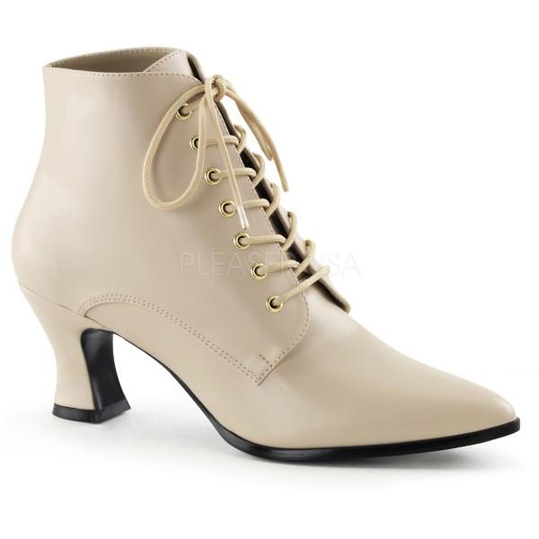 Funtasma Renaissance-Schuhe Victorian-35 creme