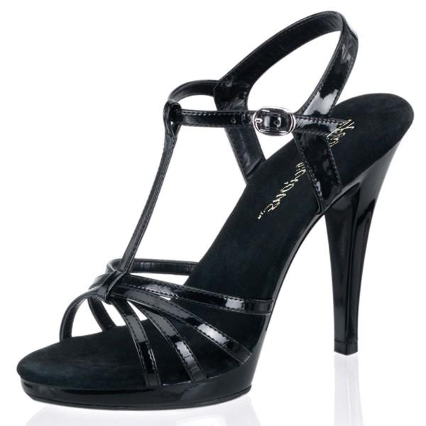 PleaserUSA High Heel Riemchen Sandaletten Flair-420